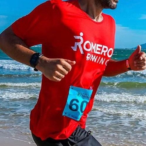 Camisa Equipe Romero Running