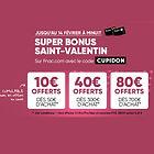 [Adhérents] 10€ crédités sur le compté fidélité dès 50€ d'achat, 40€ dès 300€ ou 80€ dès 700€