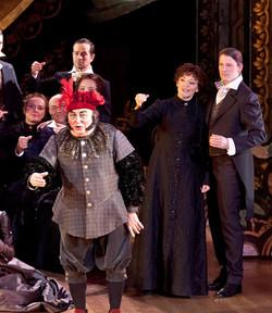 Béatrice et Bénédict Opéra comique