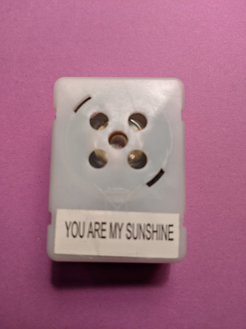 Sound Chip (You are my Sunshine)