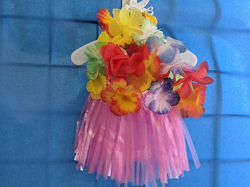 Hula Girl Outfit