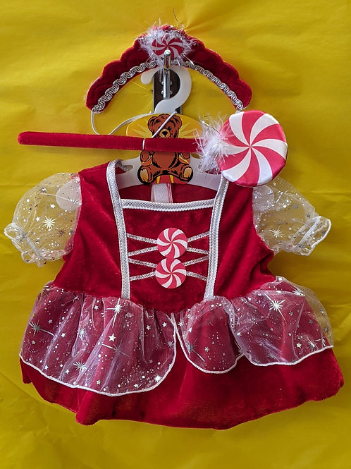 Candy Land Princess Dress