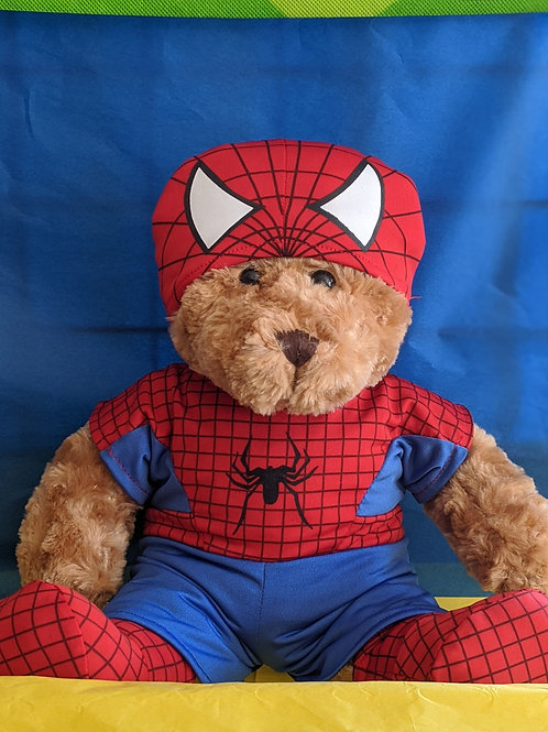 Spider Bear Outfit