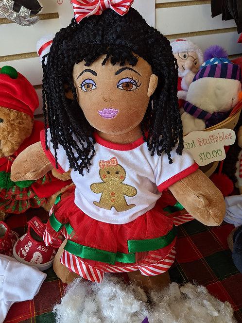 Doll Black Hair