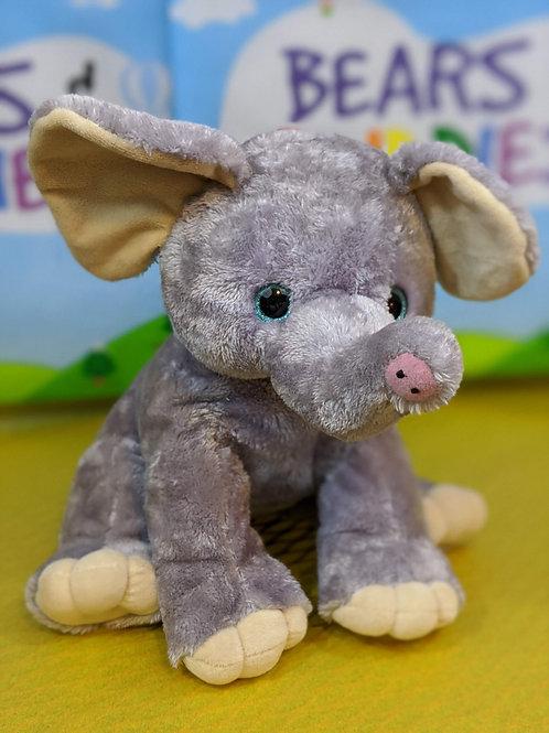 Elephant -Gray