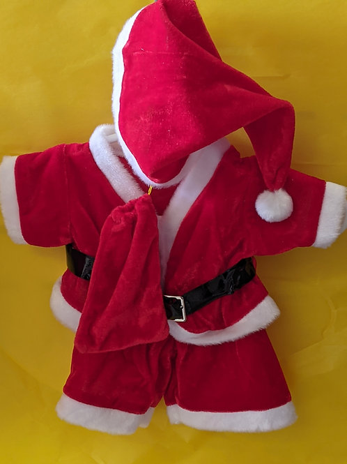 Santa Outfit Red