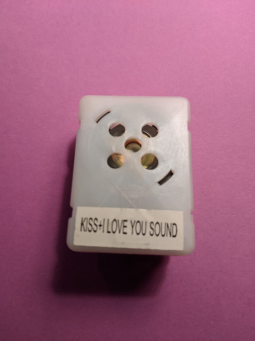 Sound Chip (Kiss I Love You)