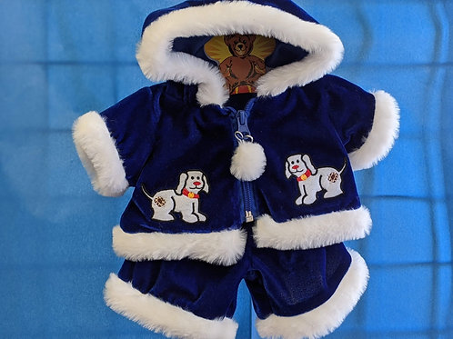 Puppy Dog Coat Outfit