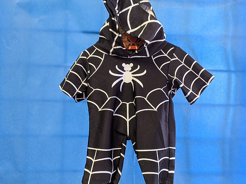 Black Spider Outfit