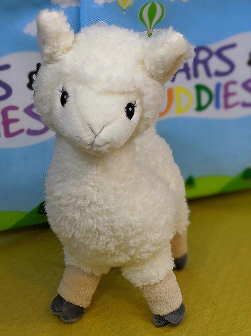 Llama - White