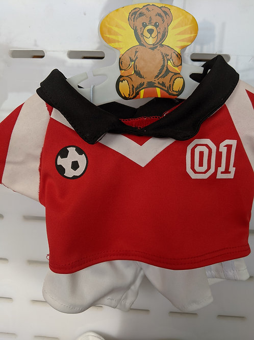 Soccer Outfit Red
