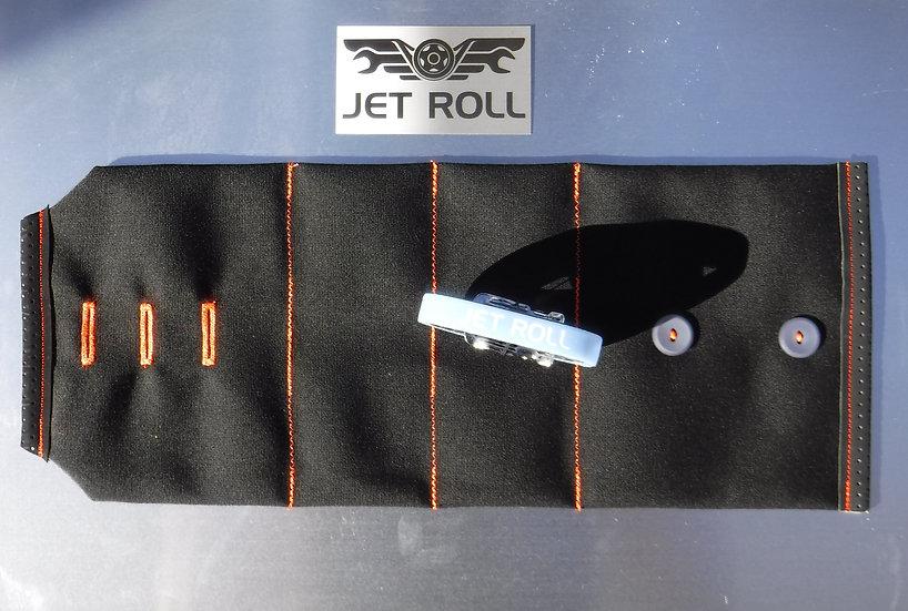 JET ROLL MTB ( NEON RED )