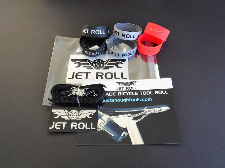 JET ROLL FLYBY