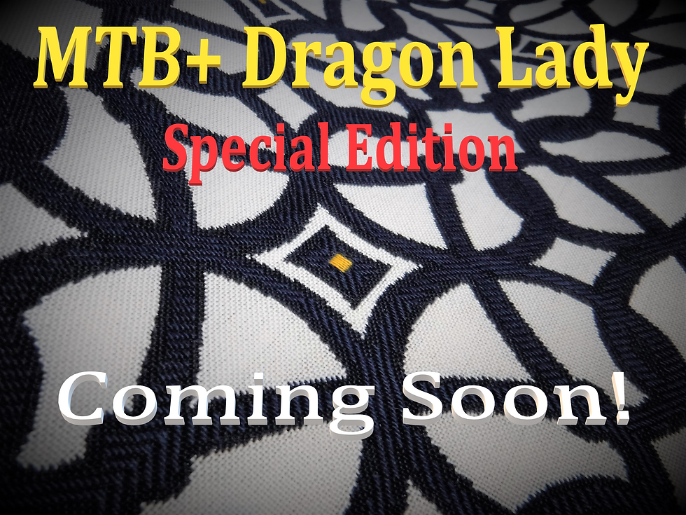 New JET Roll MTB+ Dragon Lady Special Edition Coming Soon!