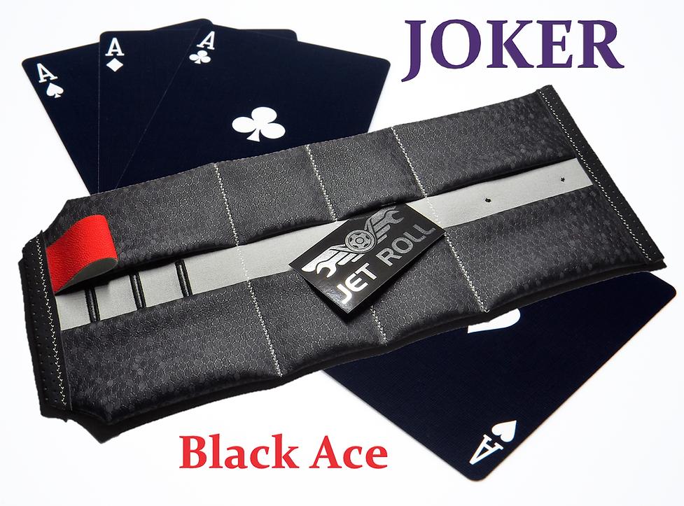 JET Roll MTB Wild Weasel 2.0 JOKER Black Ace