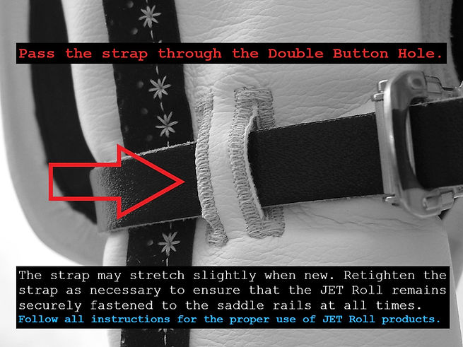 JET Roll Strap Detail