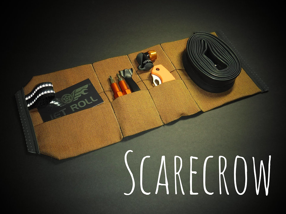 New JET Roll MTB Scarecrow Limited Edition
