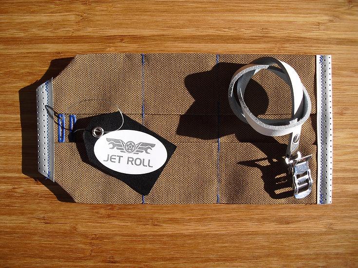 JET ROLL ( PUMPKIN / SILVER / BLUE )