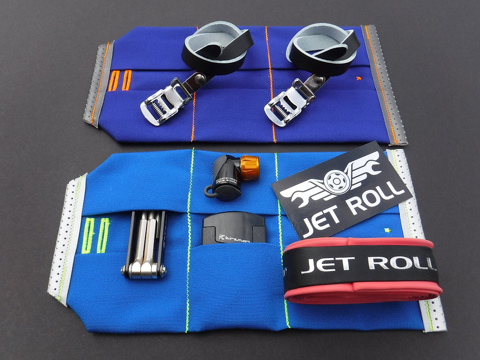 JET Roll II Voodoo & Delta Dagger