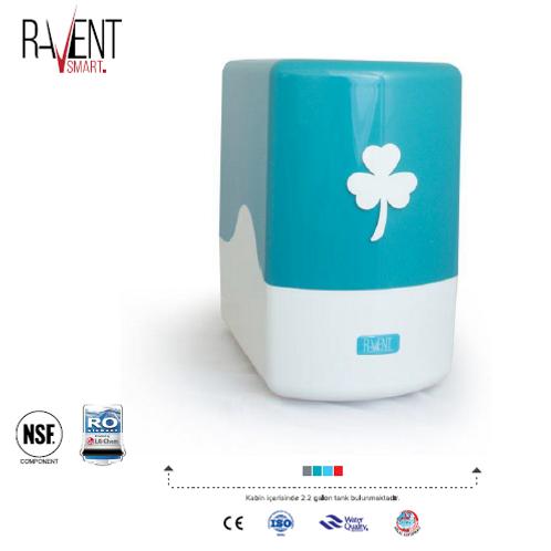 Ravent Smart 5 Aşamalı Su Arıtma Cihazı 5A-LÜKS POMPALI