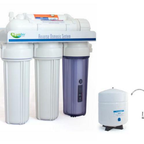 Aquabir 5 Aşamalı Açık Kasa Su Arıtma Cihazı