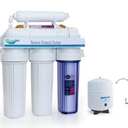 Aquabir 6 Aşamalı Açık Kasa Su Arıtma Cihazı