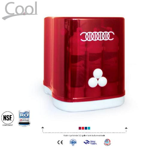 Ravent Cool 5 Aşamalı Su Arıtma Cihazı 5A-Lüks Pompalı