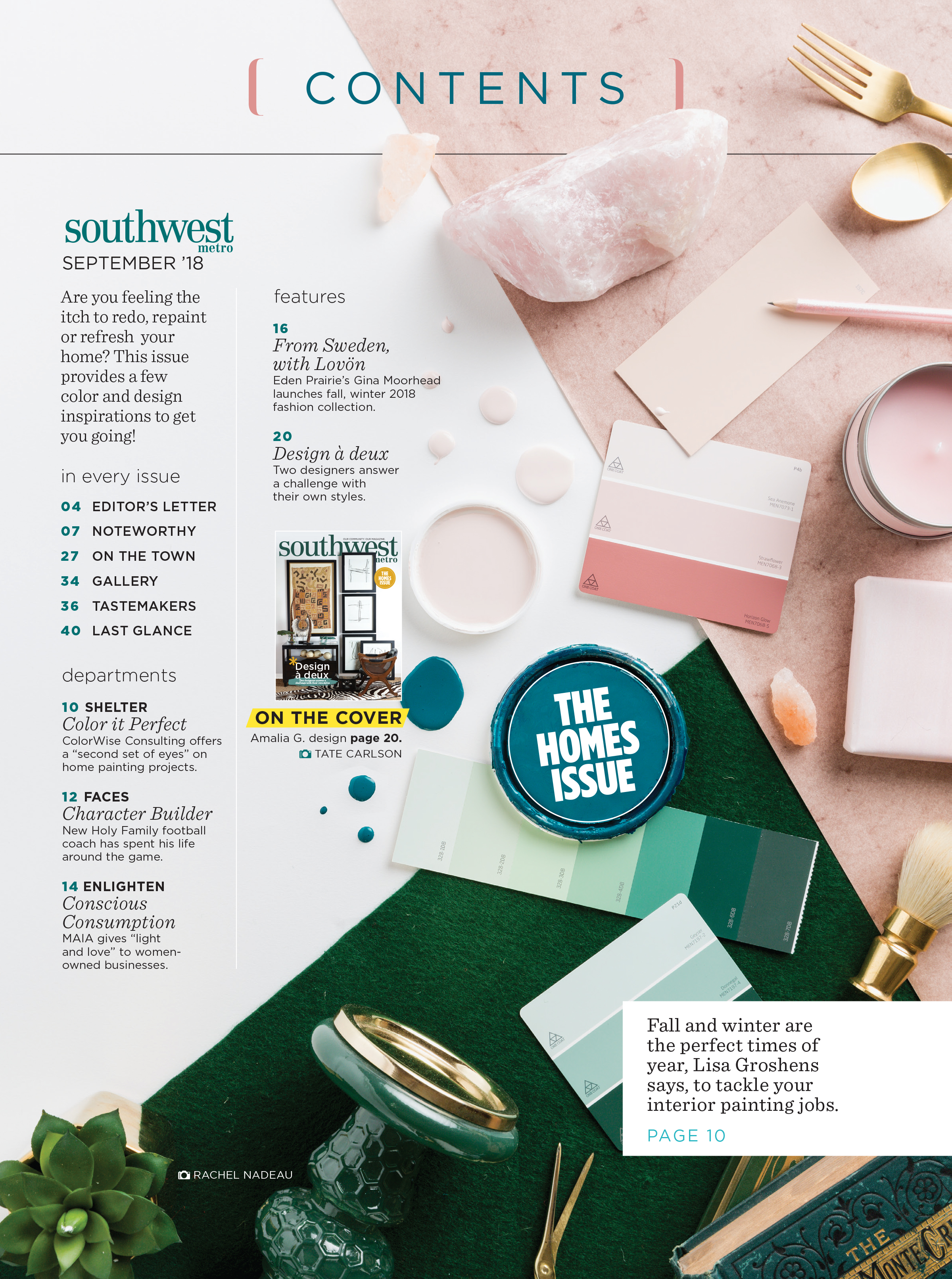 Southwest Metro Magazine