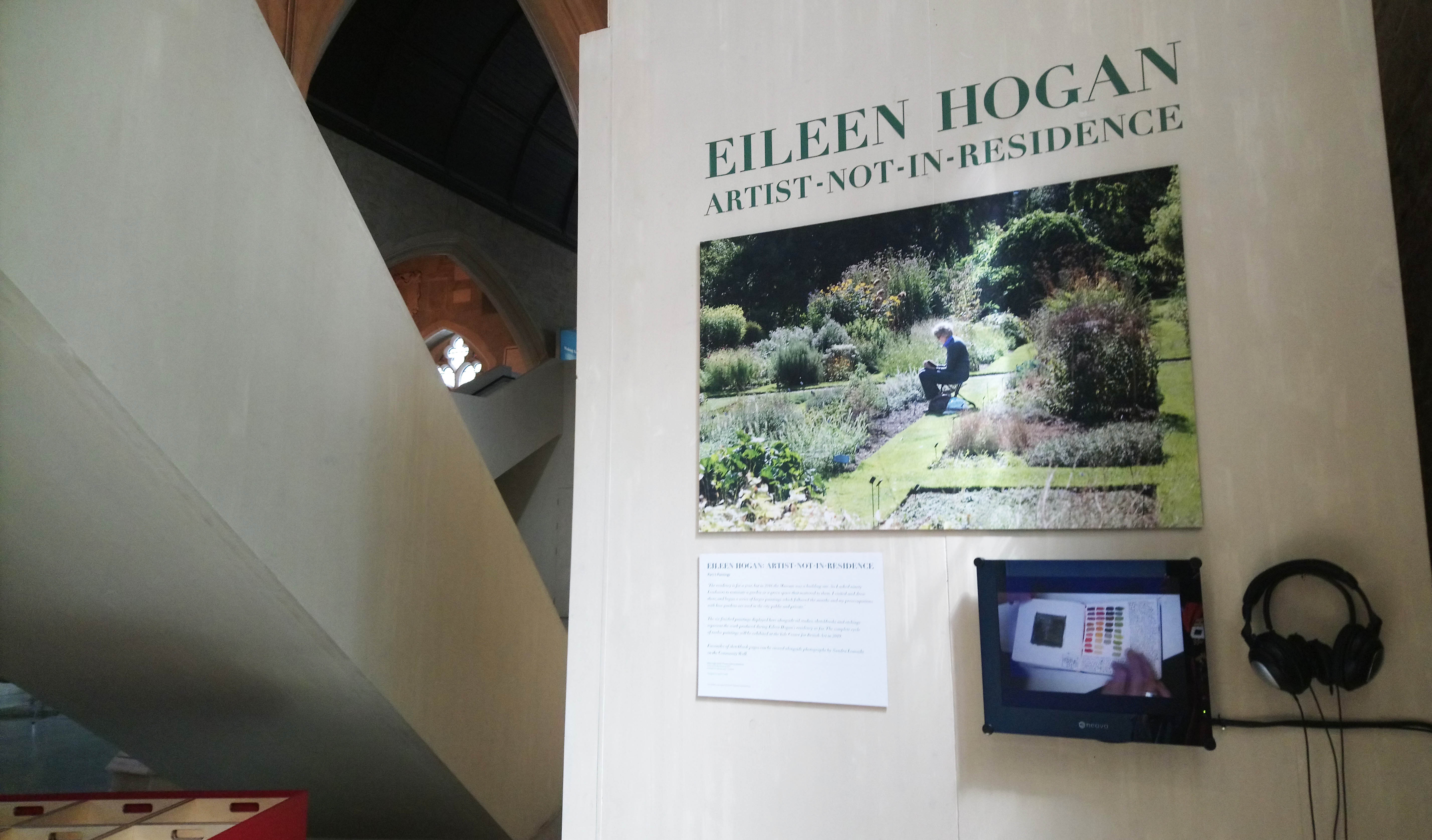 Alaluusua Hogan Garden M sign