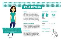 Tala Rivera Persona - Phillipines