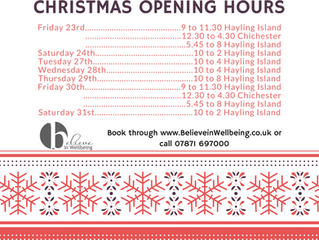 Crimbo opening for your relaxation needs