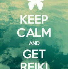 Reiki training and keeping cool