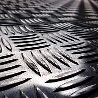Chapa de Aluminio xadrez