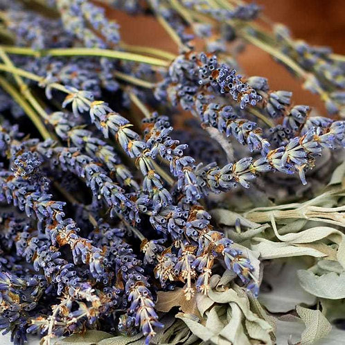 White Sage and Lavender