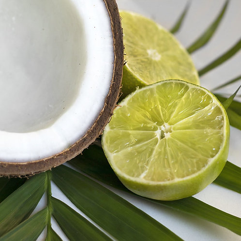 Coconut Lime Verbana