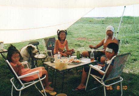 寺泊キャンプ014