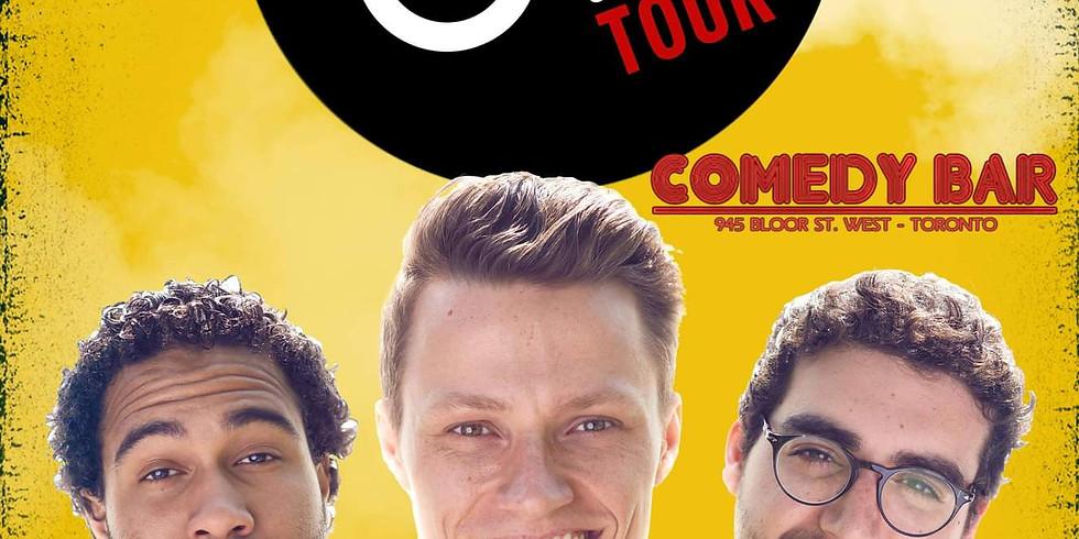 JNT Comedy Tour