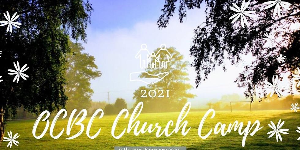 OCBC Church Camp 2021