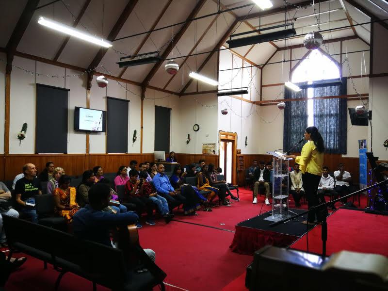OCBC Tamil Church Auckland Youth