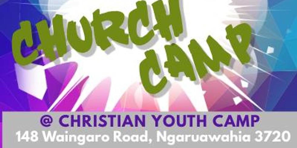 Church Camp 2020