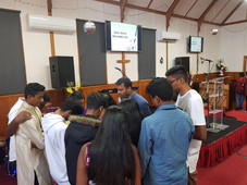 Our Youth Service