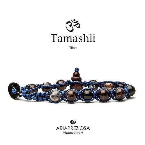 Tamashii Agata Marrone Cracked - base Blu  BLUES900-154
