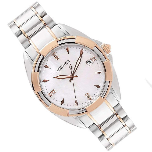 Seiko Quartz DIAMOND Accents DONNA SKK888P1