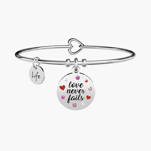 LOVE NEVER FAILS 731873