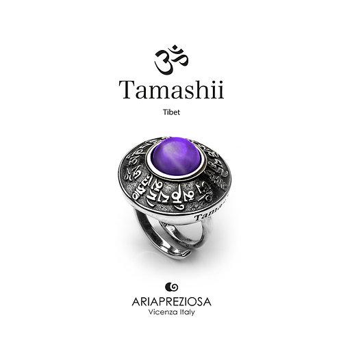 Anello Tamashii RIG ZVA Ametista  RHS904-08