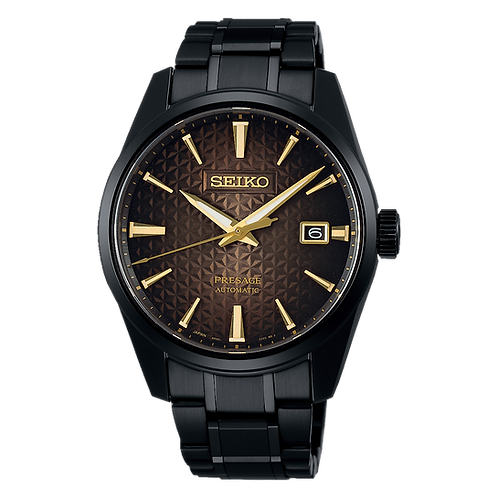 SEIKO PRESAGE SHARP EDGED LIMITED EDITION SPB205J1