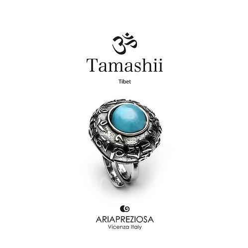 Anello Tamashii DVAGS ZVA Giada Sky Blue  RHS905-196