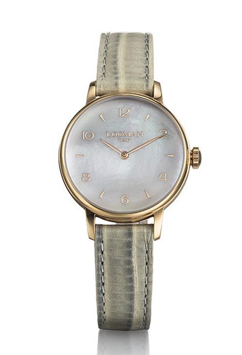 1960 Orologio solo tempo donna Locman CODICE: 0253R14R-RRMWRG2PA
