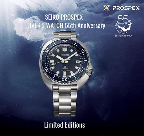 SEIKO Prospex   55th Anniversary  Limited Edition SPB183J1