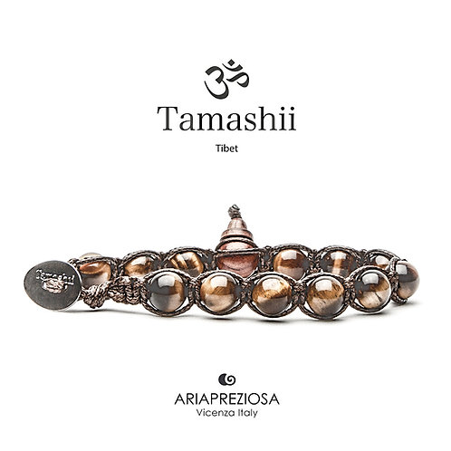 Tamashii Occhio di Tigre Marrone  BHS900-214